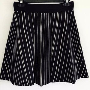 Alice + Olivia Libby Pleat Mini Skirt 4